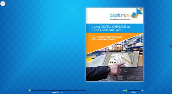 PageTurnPro Flex Viewer