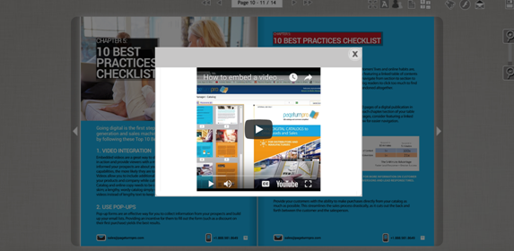 Digital Publication Video